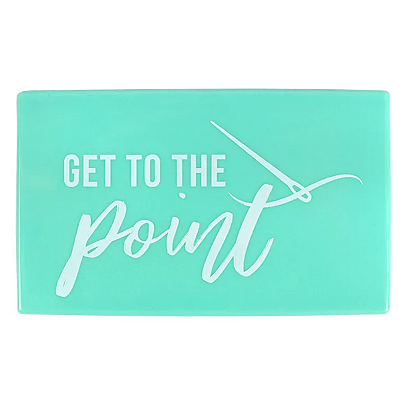 Get to the Point magnetic needle case