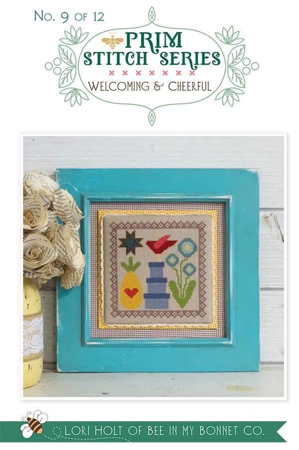 Prim Stitch Series 9 Welcoming & Cheerful