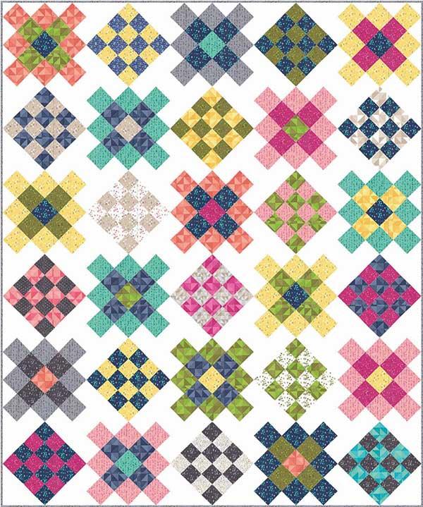 Nannas Afghan Pattern