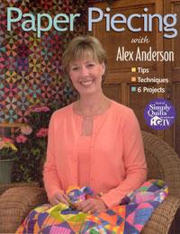 Paper Piecing w Alex Anderson