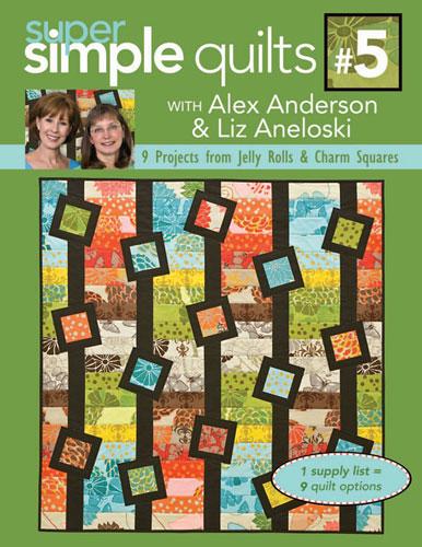 Super Simple Quilts #5