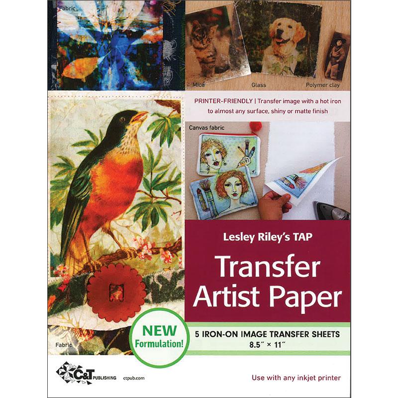 Transfer Artist Papr 8.5x11 5ct