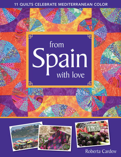from Spain with love - Roberta Cardew