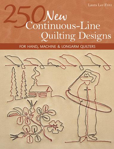 250 New Continuouse Line Quilt