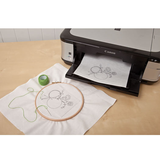 Wash Away Stitch Stabilizer