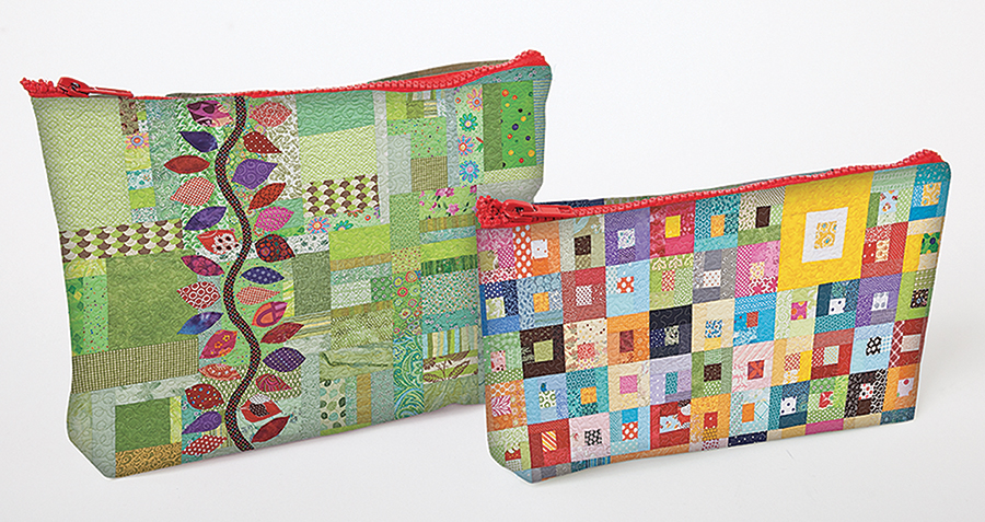 Sunday Morning Quilts Eco Pouch