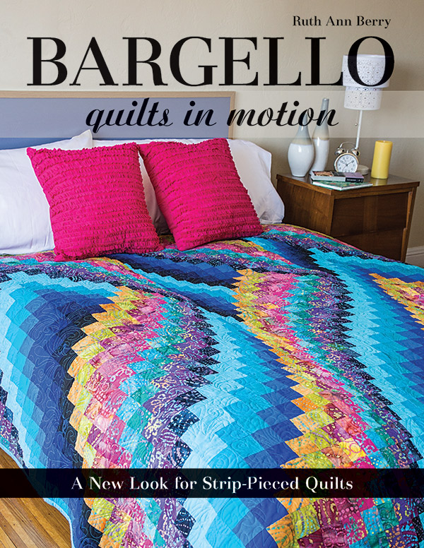 Bargello Quilts In Motion Book