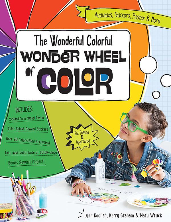 The Wonderful Colorful Wheel