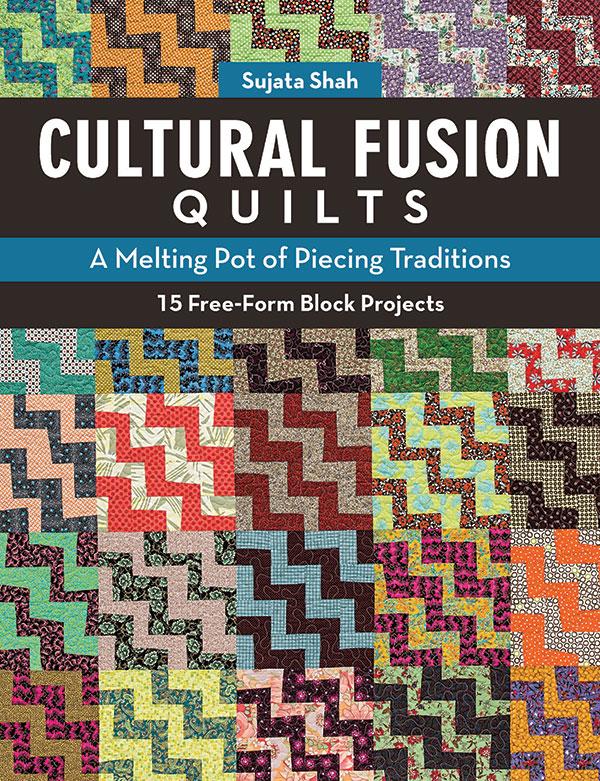 Cultural Fusion Quilts - 9064