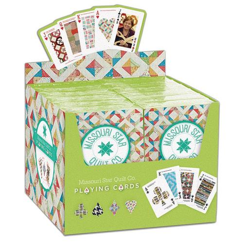 Missouri Star Qlt Playing Cards