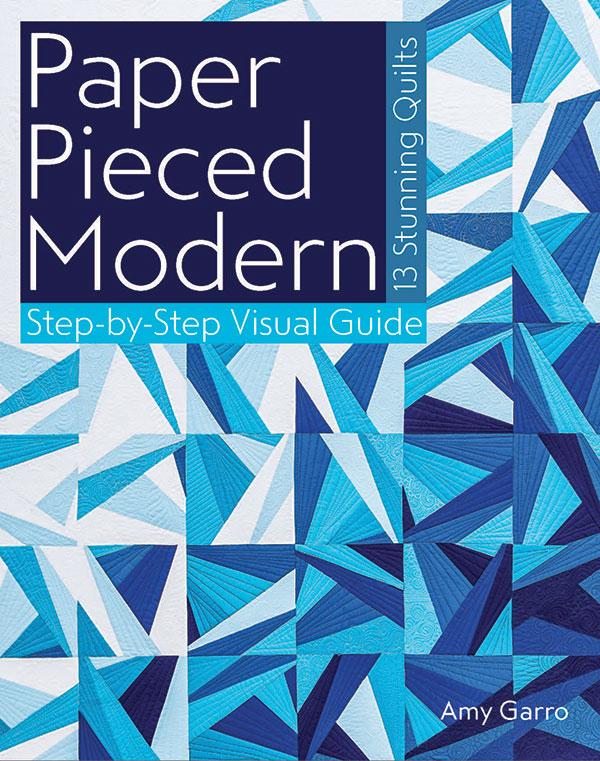 Paper Pieced Modern (Amy Garro)