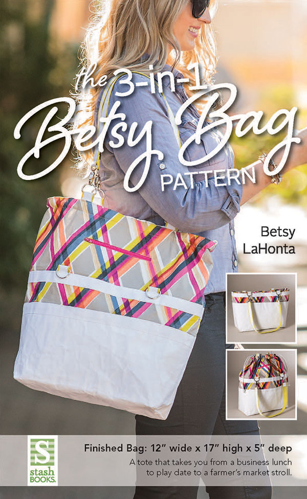 The 3 In 1 Betsey Bag