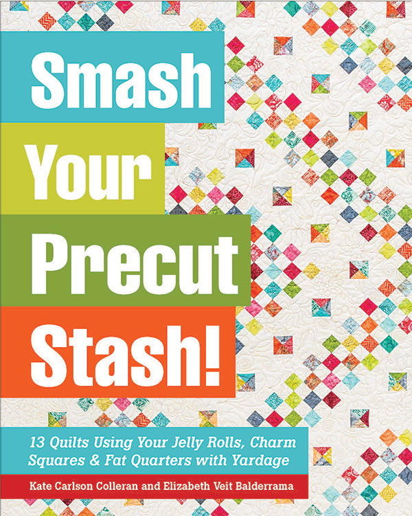 Smash Your Precut Stash book