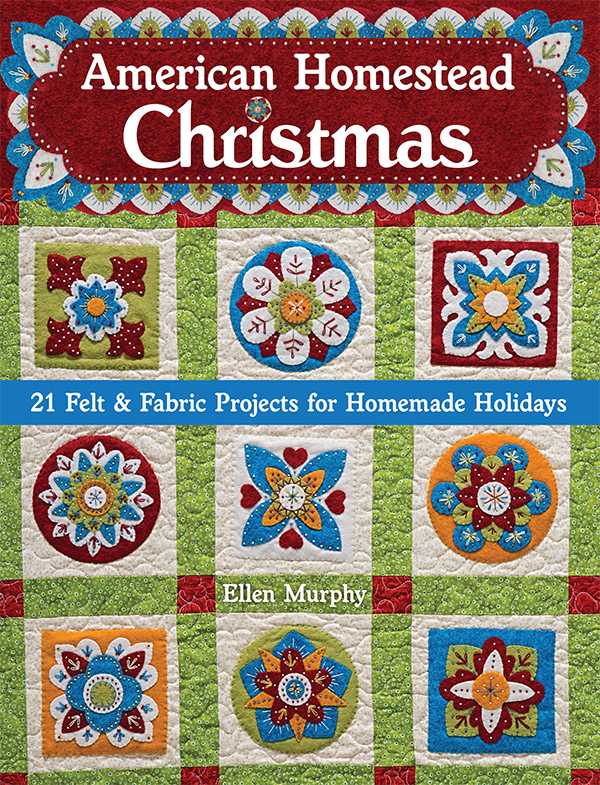 American Homestead Christmas By Ellen Murphy