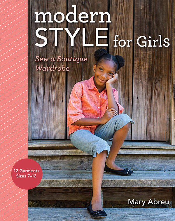 Modern Style For Girls -- signed copy!