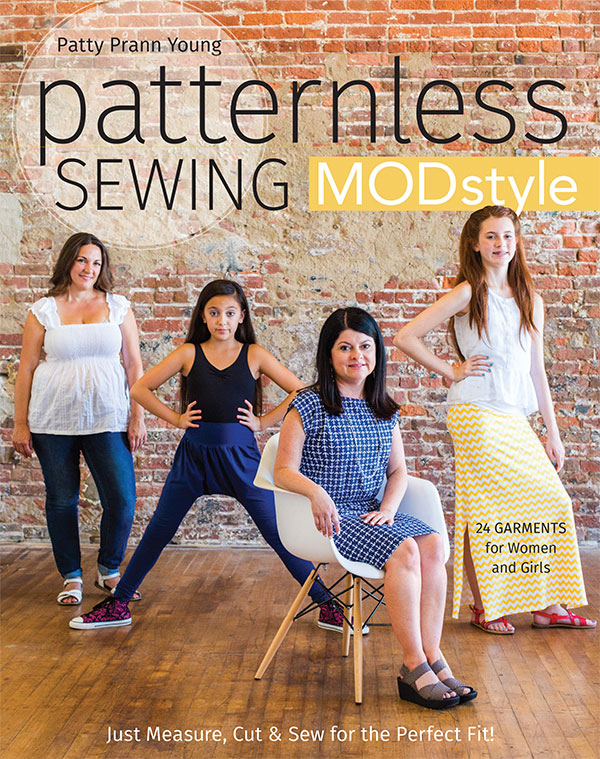 Patternless Sewing MODstyle