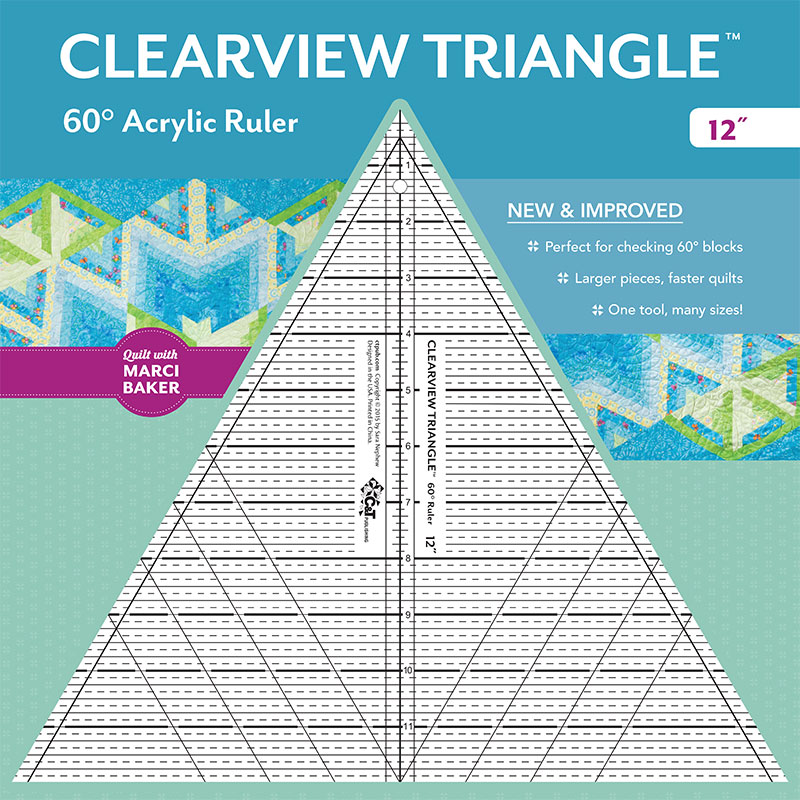 Clearview Triangle 12''