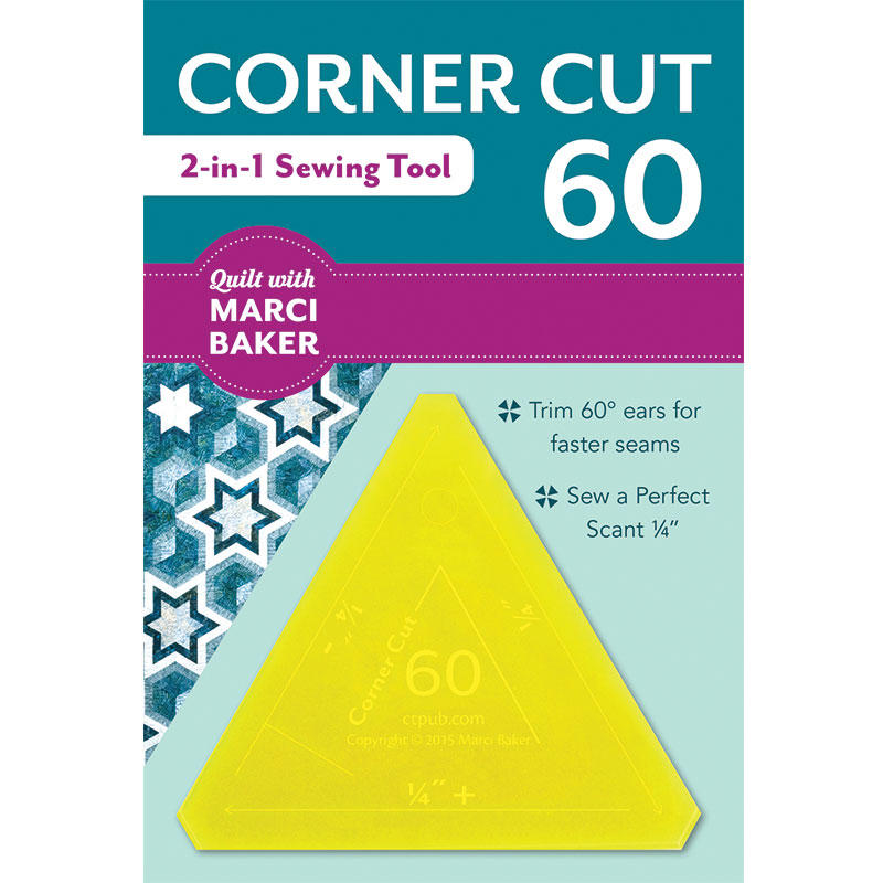 Corner Cut 60 2 In 1 Sew Tool