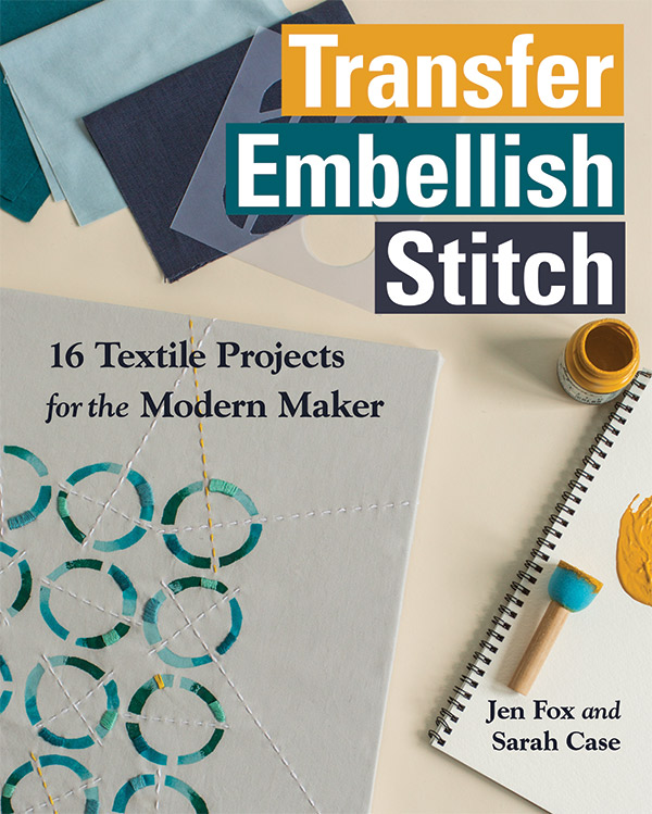 Transfer Embellis Stitch