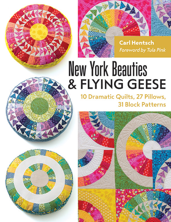 *New York Beauties & Flying Geese by Carl Hentsch