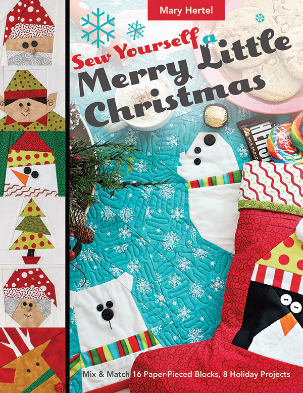 Sew Yourself A Merry Little Christmas  11246