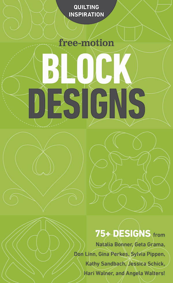 Free Motion Block Designs