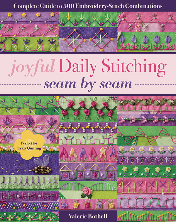 Joyful Daily Stitching