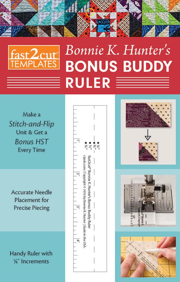 Bonnie K Hunter Bonus Buddy Rlr