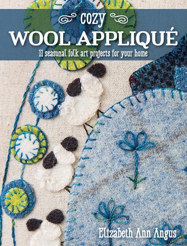 Cozy Wool Applique 11280