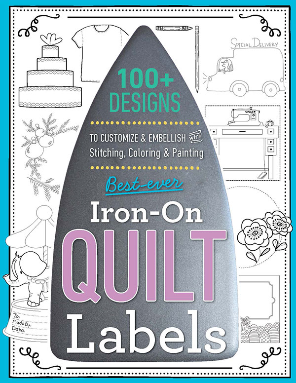 Best Ever Iron-On Quilt Labels