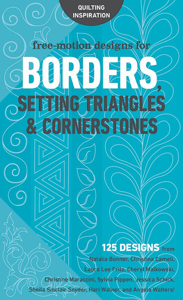 Free-Motion Design Borders Book