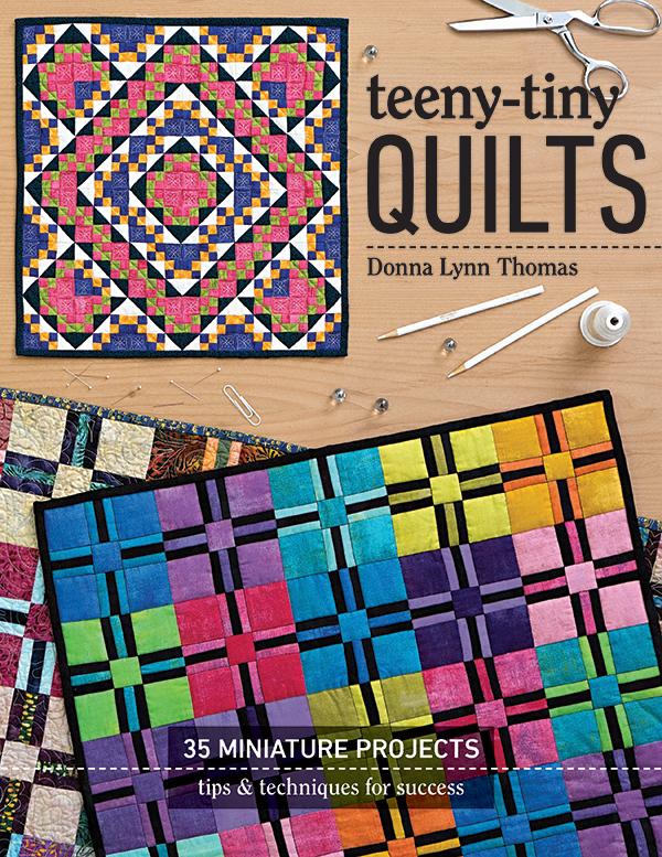 Teeny Tiny Quilts