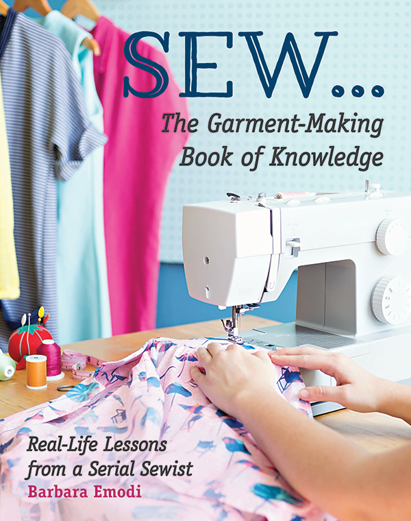 Sew The Garment Book Of Knowledge