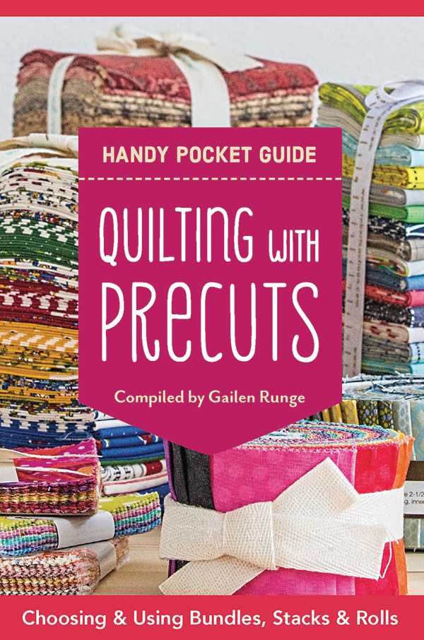 Quilting W/Precuts Handy Pocket