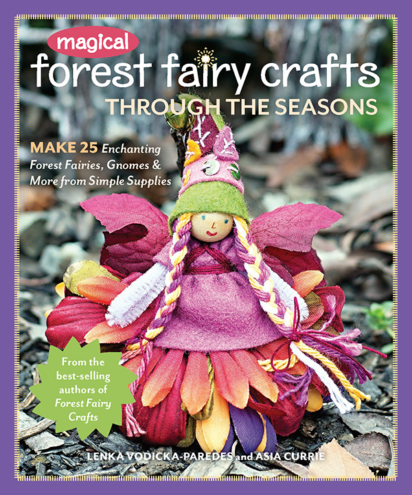 Magical Forest Fairy Crafts