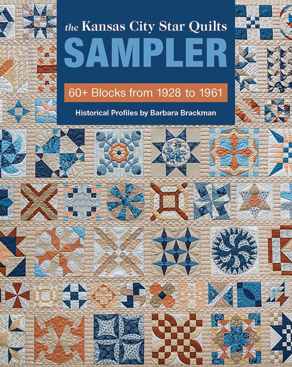 The KCS Quilts Sampler