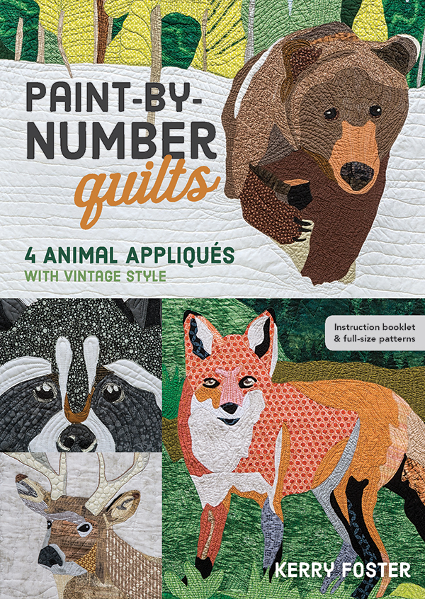 Paint By Number Quilts