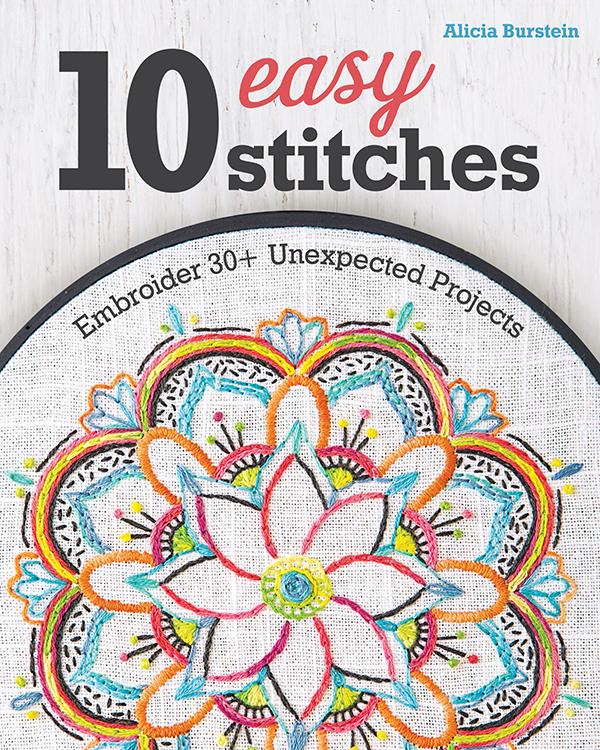 10 Easy Stitches Book