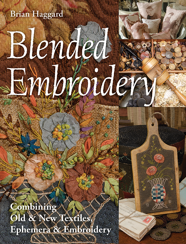 (B) Blended Embroidery