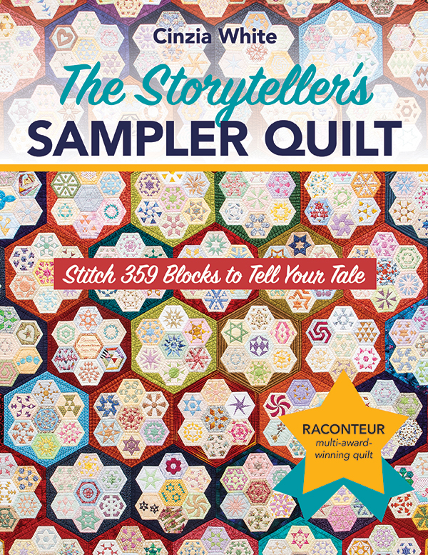 The Storytellers Sampler Quilt