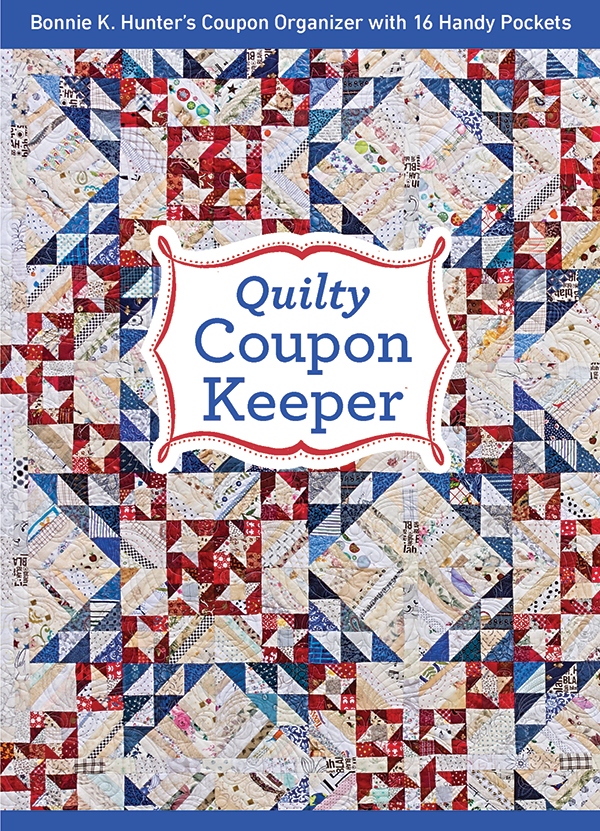Quilty Coupon Keeper 20443