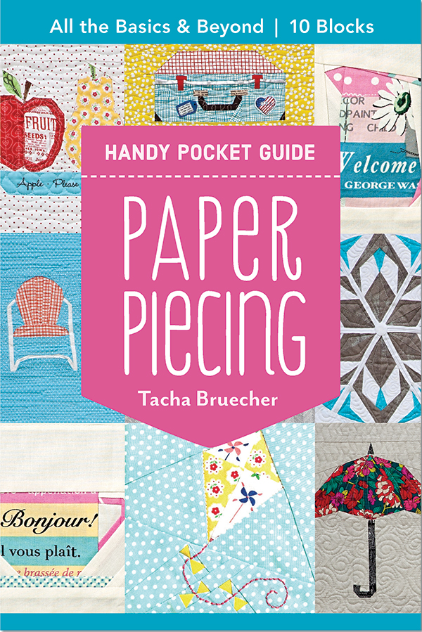 Handy Pcket Guide Paper Piecing