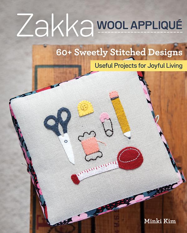 Zakka Wool Applique Book
