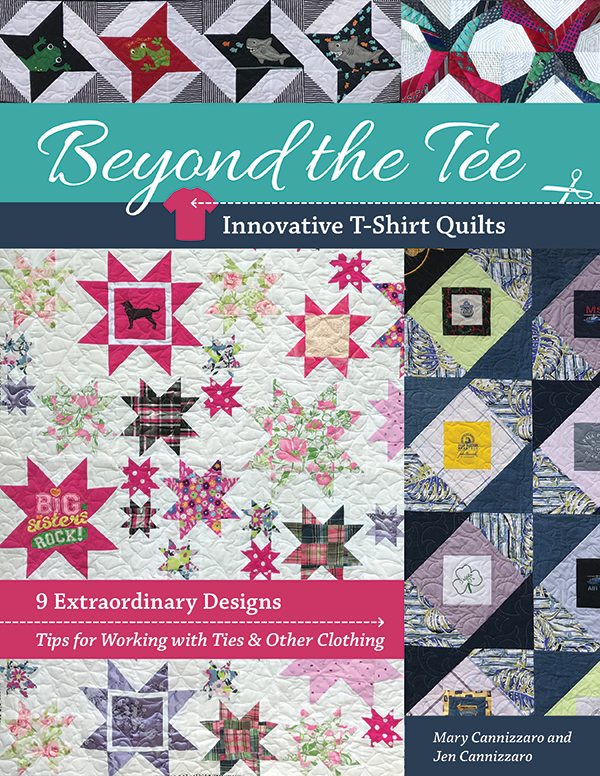 Beyond The Tee Pattern Book