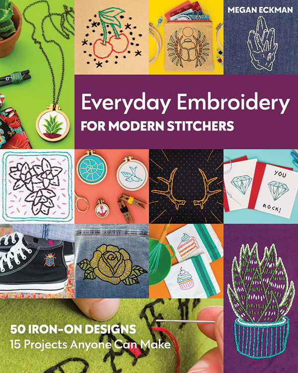Everyday Embroidery For Modern