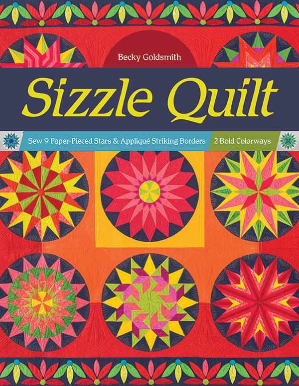 Sizzle Quilt Book 11416
