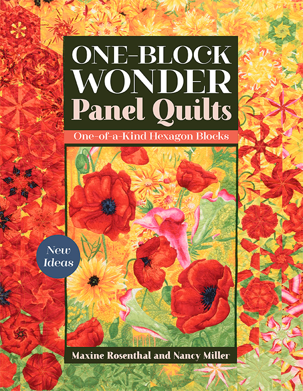 One Block Wonder Panel Quilts