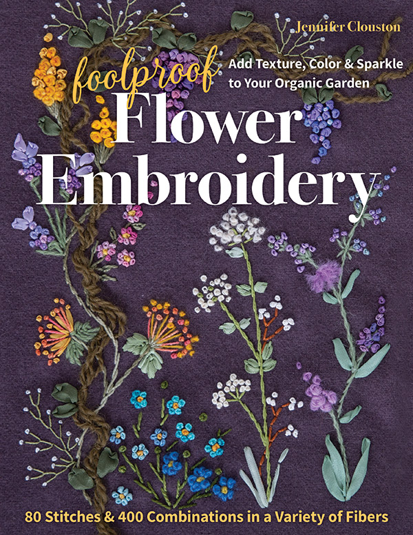 Foolproof Flower Embroidery