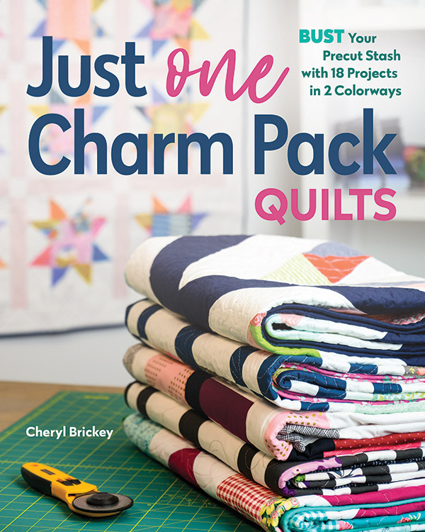 Just One Charm Pack Quilts 11440