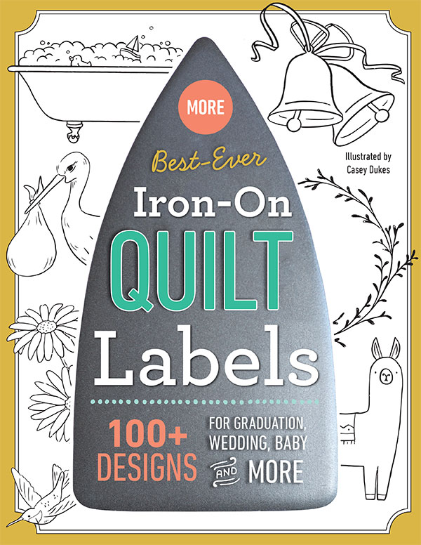 Iron-On Quilt Labels